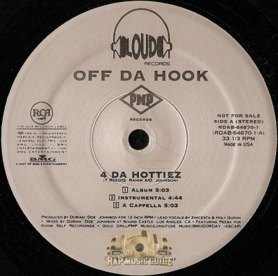 Off Da Hook - 4 Da Hottiez