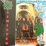 Sinister - I Wont Forget You G