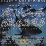 Crazy Times Records Presents - Home Of The Killa Sharks