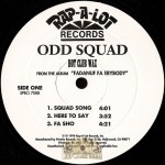 Odd Squad - Fadanuf Fa Erybody: Hot Club Wax