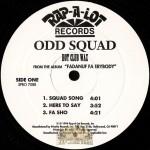 Odd Squad - Fadanuf Fa Erybody: Hot Club Wax