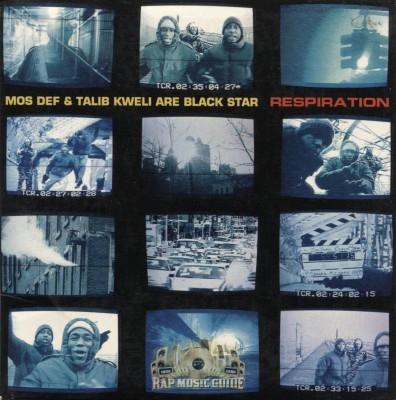 Black Star - Respiration