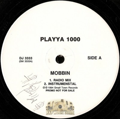Playya 1000 - Mobbin