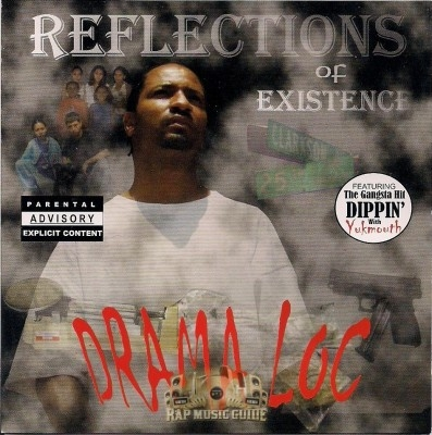 Drama Loc - Reflections Of Existence