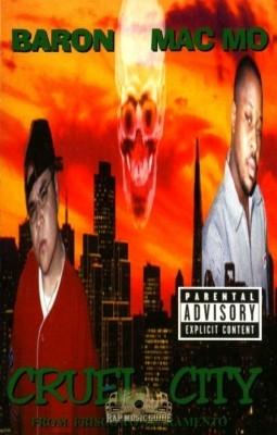 Baron & Mac Mo - Cruel City