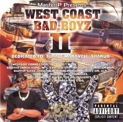 Master P Presents - West Coast Bad Boyz II