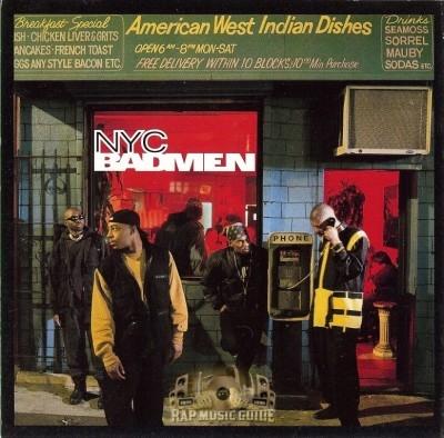 NYC Badmen - NYC Badmen
