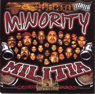 Minority Militia - Criminal Network