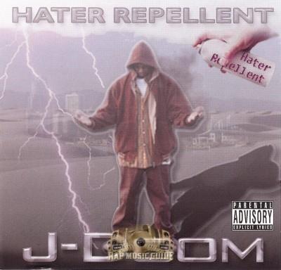 J-Doom - Hater Repellent