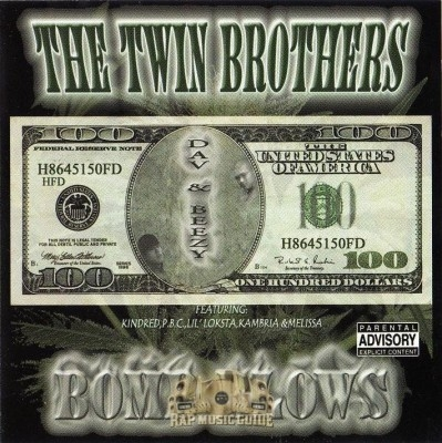 The Twin Brothers - Bomb Blows