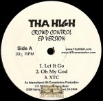 Tha High - Crowd Control EP