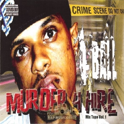 Q-Ball - Da Murder 4 Hire Mixtape Vol. 1