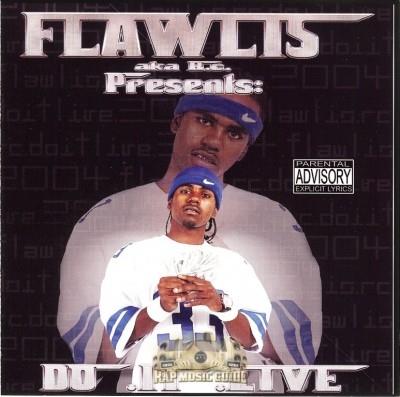 Flawlis - Do It Live