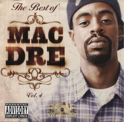 Mac Dre - The Best Of Mac Dre Volume Four
