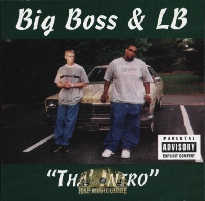 Big Boss & LB - Tha' Intro
