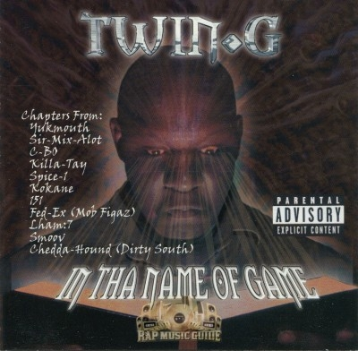 Twin-G - In Tha Name Of Game