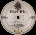 Rici Ric - Heavy / Raw & Pure
