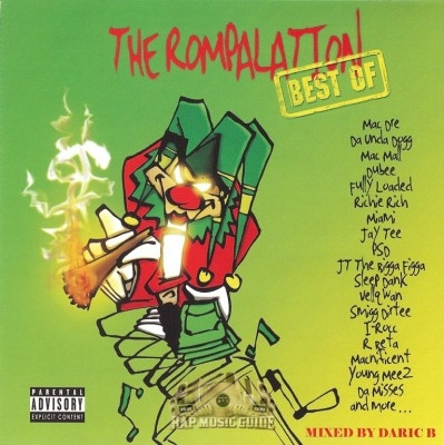 Mac Dre Presents - The Rompalation, Best Of
