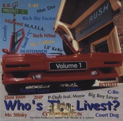 Gold Rush Entertainment - Who's Tha Livest?