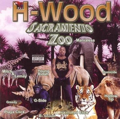 H-Wood - Sacramento Zoo