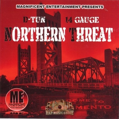 D-Tun & 14 Gauge - Northern Threat