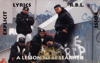 R.B.L. Posse - A Lesson To Be Learned