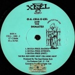 O.G. Cell-E-Cel and the Inmates - Sucka Free
