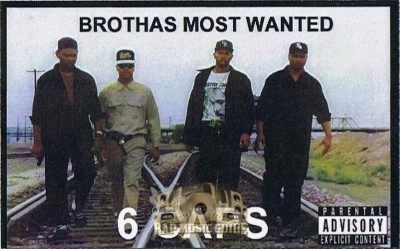 Brothas Most Wanted - 6 Caps