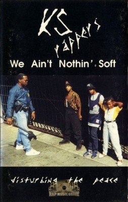 KS Rappers - We Ain't Nothin' Soft