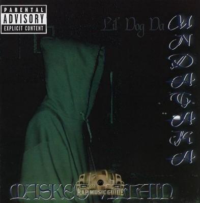 Lil Dog Da UndaTaka - Masked Villain