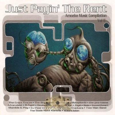 Just Payin' The Rent - Amoeba Music Compilation Vol. II