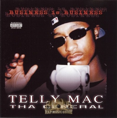 Telly Mac - Business Is Business