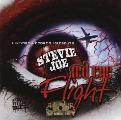 Stevie Joe - Red Eye Flight