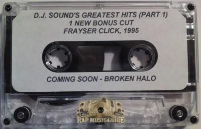 DJ Sound - Greatest Hits