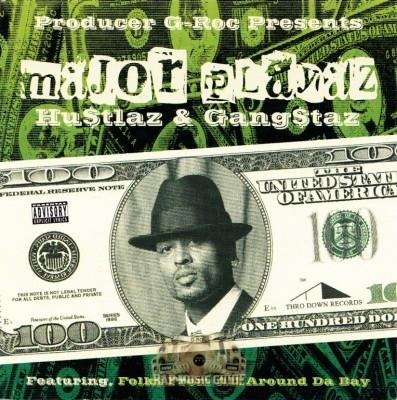 G-Roc Presents - Major Playaz, Hustlaz & Gangstaz