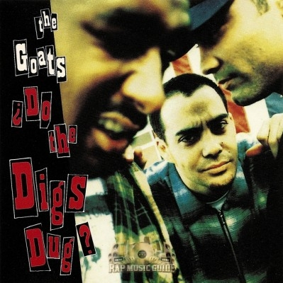 The Goats - ?Do The Digs Dug?