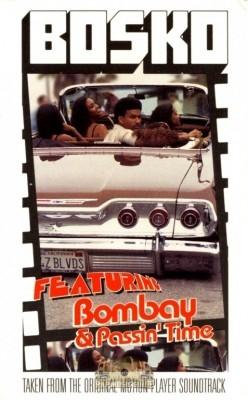 Bosko - Bombay / Passin' Time