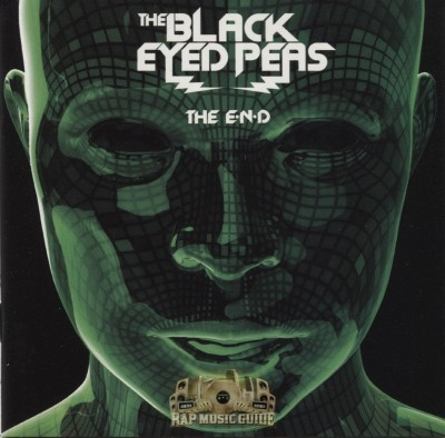 Black Eyed Peas - The E.N.D. (The Energy Never Dies)
