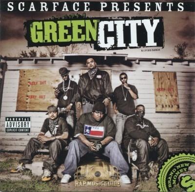 Green City - Brand New Money
