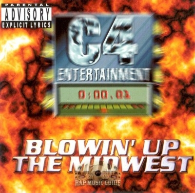 C4 Entertainment - Blowin Up The Midwest